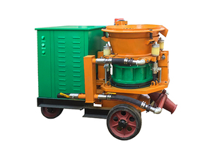 Dry-mix Shotcrete Machine & Aliva Similar Gunite Machine PZ Series