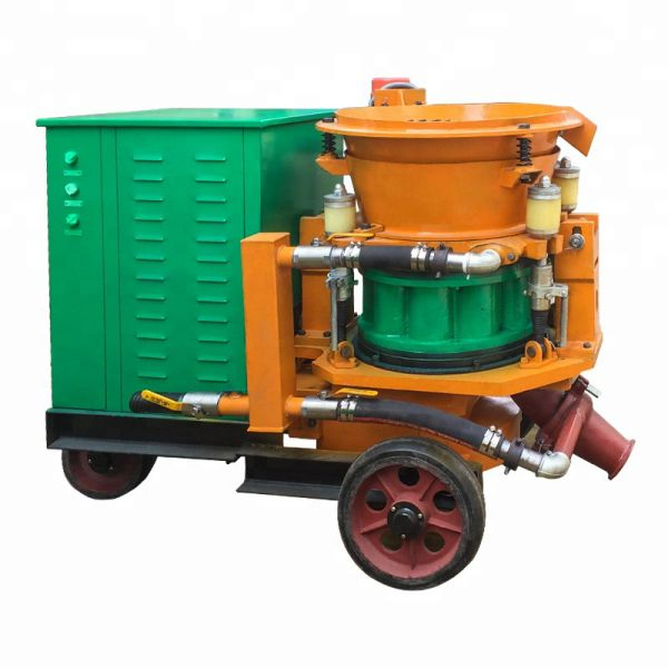 PZ5/7/9 Dry-mix Shotcrete Machine