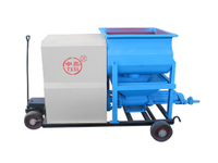 Cement Grouting Machine & Mortar Grout Pump SJB Series